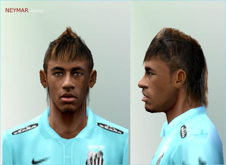 Pes 6 Neymar