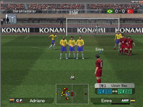 49c03b46dc Winning Eleven 9 (PS2) 2006 - MG Games